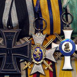 Szpangi medalowe